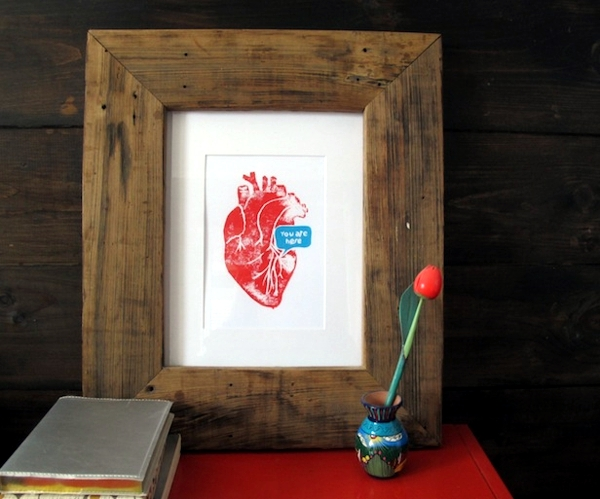 Make picture frames and make a creative photo wall - 15 Ideas