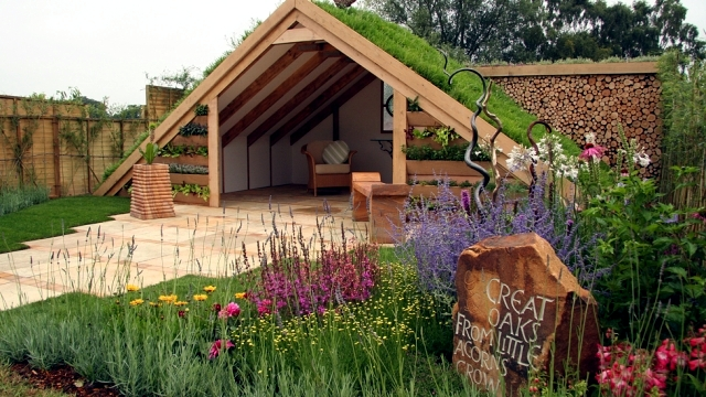 20 great ideas for the garden bring the whole family for Garden landscaping ideas for large gardens