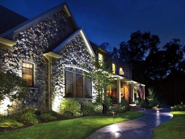 Anleuchten beautiful 15 ideas for landscape lighting patio garden