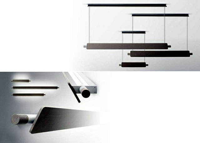 Metal lamps are fashionable - 5 modern designs hanging lamps