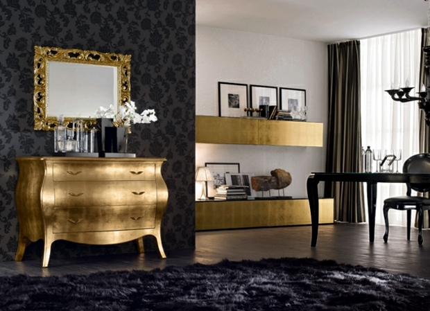 Classic design with modern furniture a new collection of for Modern and classic furniture
