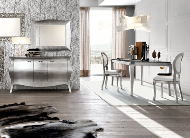 Classic design with modern furniture, a new collection of the BBC