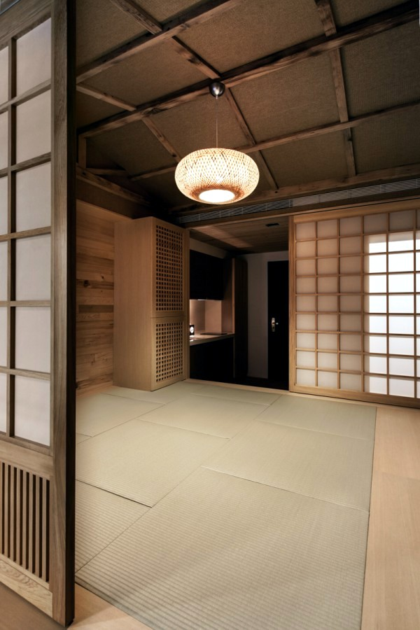 Modern minimalist interior design style japanese style for Japanese minimalist house design