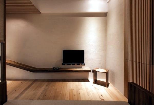 Modern minimalist interior design style - Japanese style