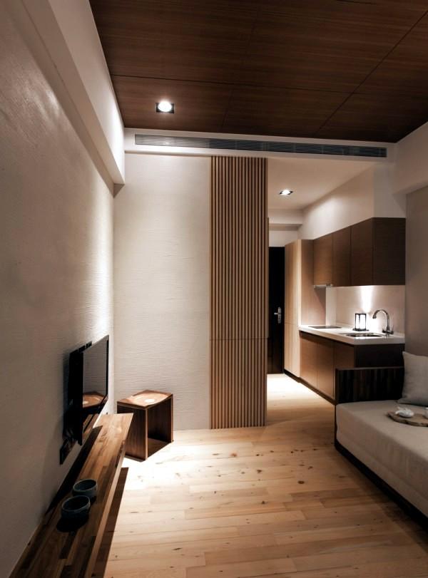 Modern minimalist interior design style - Japanese style ...