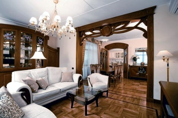 Art Nouveau Furniture And Furnishings The Main Characteristic Of Art Nouveau Interior Design