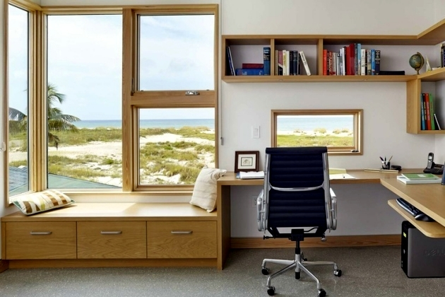Work In The Office 55 Ideas For A Home Office Interior