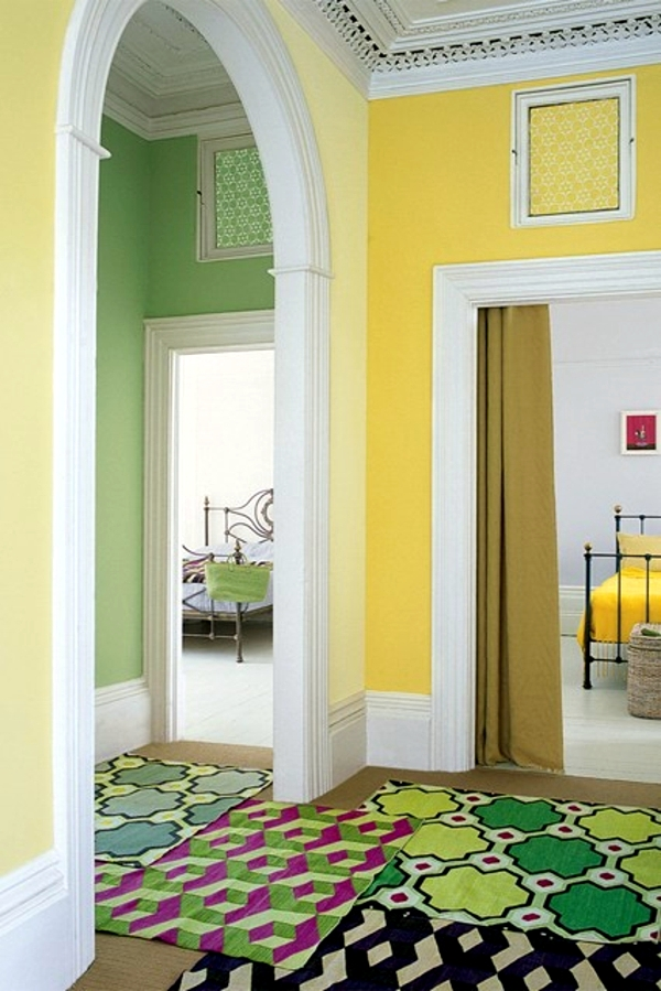 Ideas for animated decoration trend – located in the hallway color ...