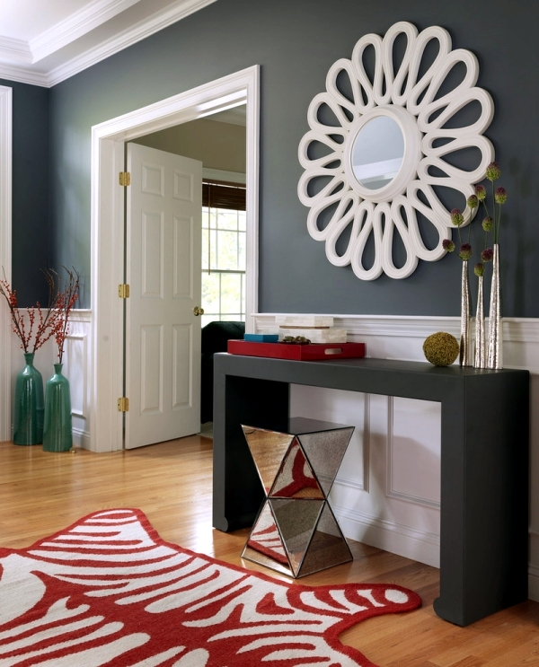 Hallway Color Ideas Unique Ideas For Animated Decoration Trend  Located In The Hallway Color Decorating Inspiration