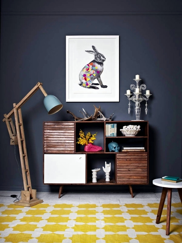 Ideas for animated decoration trend - located in the hallway color