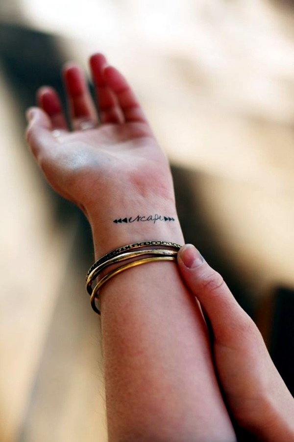 ff8bae3ba 100 ideas for a wrist tattoo – get a unique take on the trend ...