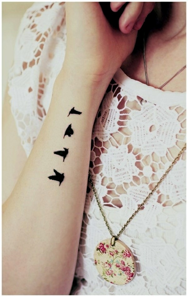 100 Ideas For A Wrist Tattoo Get A Unique Take On The Trend Interior Design Ideas Ofdesign
