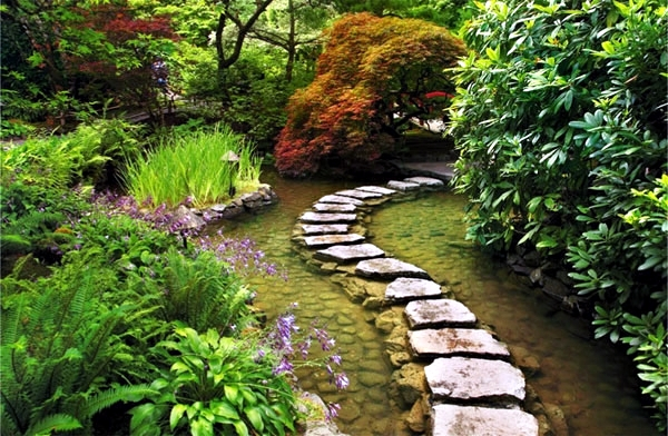Unique Garden Ideas 20 unique garden design ideas to beautify yard landscaping 20 Design Ideas Garden Path That Make The Garden A Unique Look