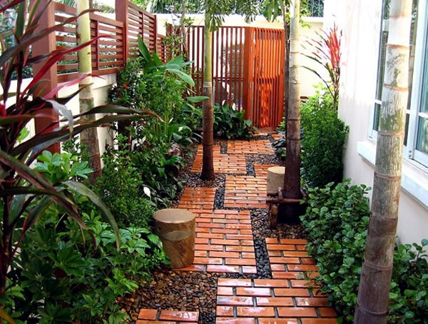 20 design ideas garden path that make the garden a unique look