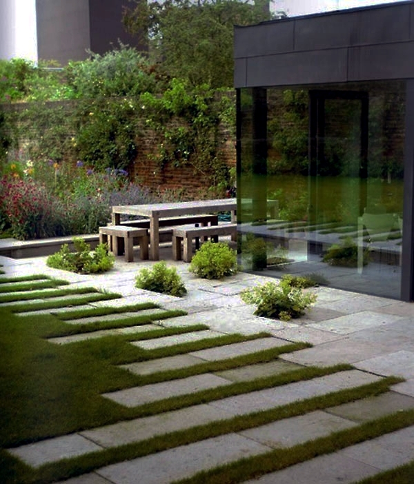 20 Design Ideas Garden Path That Make The Garden A Unique
