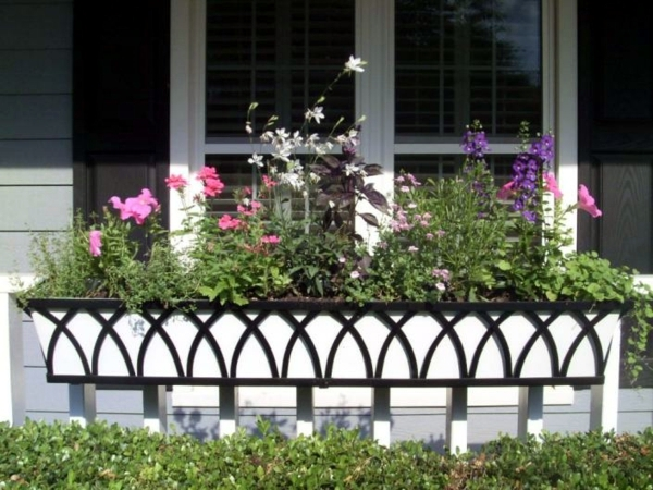 15 were central window decoration and gardening ideas Flower Box