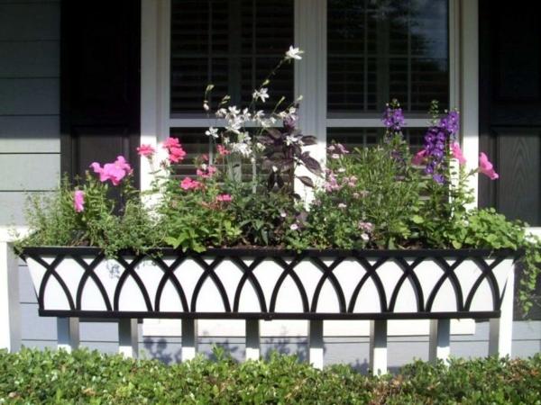 15 were central window decoration and gardening ideas flower box