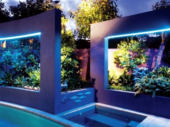 Garden Lights - Ideas cheap and effective
