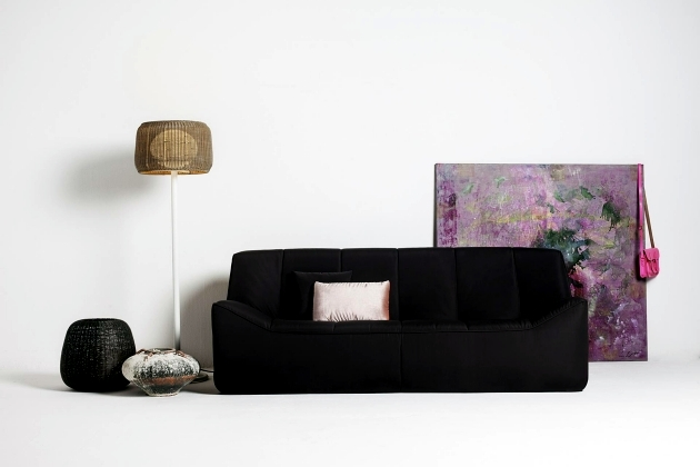 Cool design of upholstered sofas Track – lightweight, versatile and ...