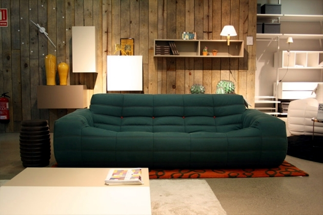 Design polstersofas oruga leicht  Cool design of upholstered sofas Track – lightweight, versatile and ...