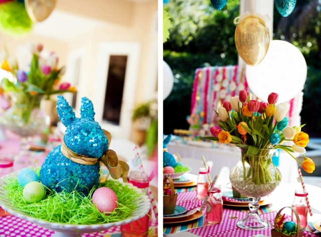 Organizing Kids Party In The Garden 20 Fun Ideas Easter