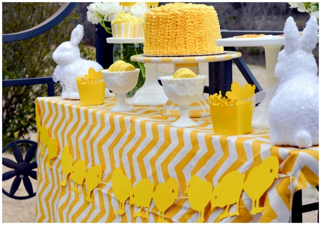 Organizing Kids Party In The Garden 20 Fun Ideas Easter Decoration Interior Design Ideas