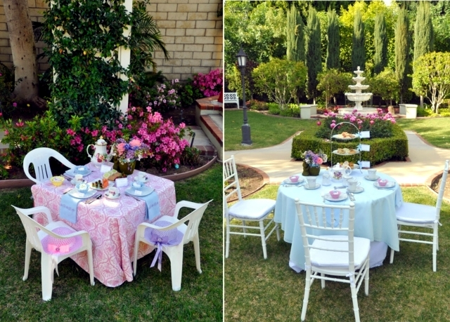 Organizing kids party in the garden 20 fun ideas easter for Fun garden decoration ideas