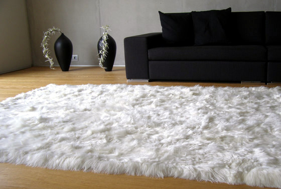 Handmade rugs skin soft and silky alpaca A carpet