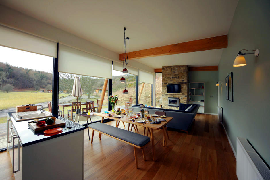 Combine the kitchen and living room   Interior Design ...