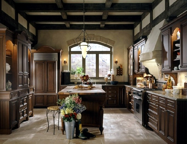 Of Rustic Life In The Tuscan Style Interior Design Ideas Ofdesign