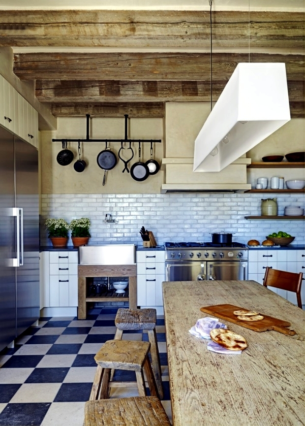 Modern Decor With The Concept Of Rustic Life In Tuscan Style Interior Design Ideas Ofdesign