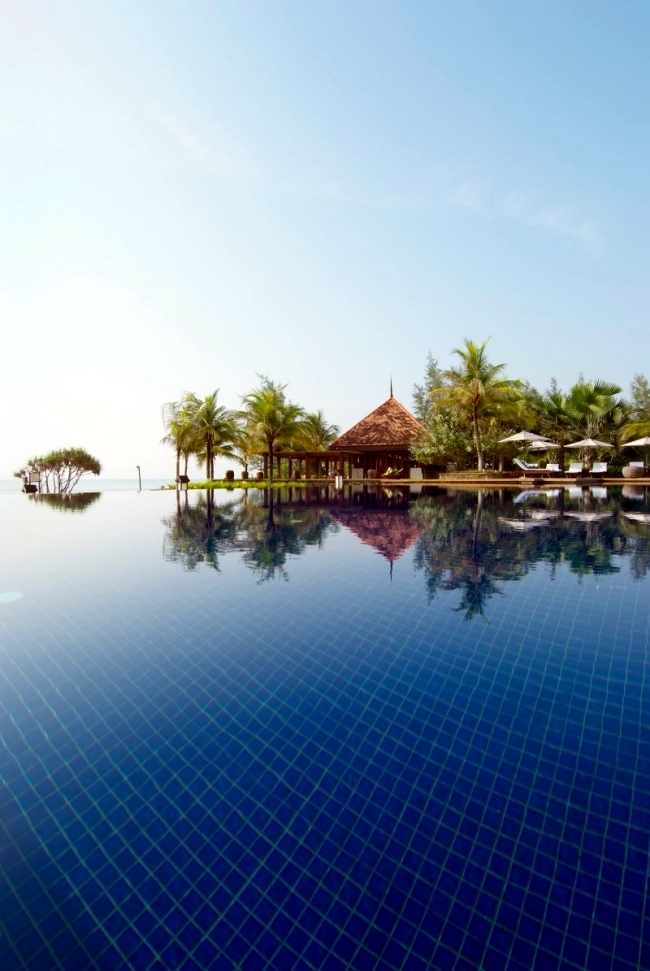 Luxury Tanjong Jara Resort and Spa on the east coast of Malaysia