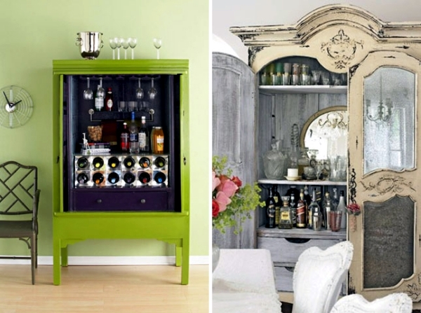 12 Original Ideas For Diy Set Up Your Own Little House Bar