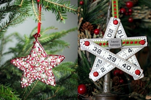 Tinker attractive versatile jewelry - Christmas decoration with stars