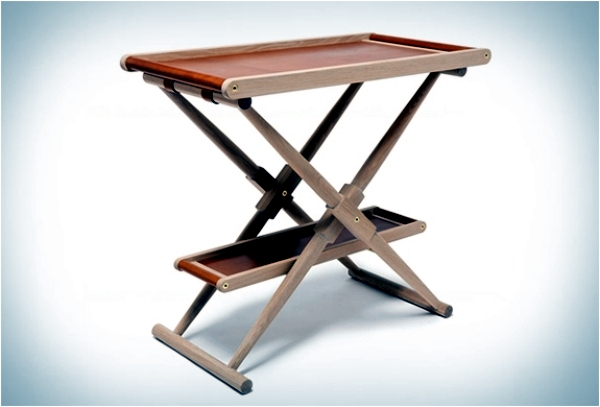 Furniture Collection Ghurka - ideas in wood and leather