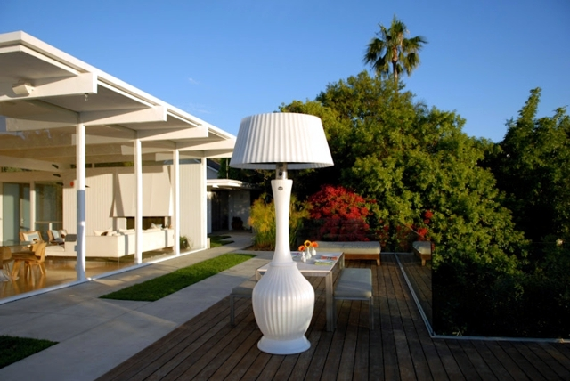 Radiant Patio and balcony for comfort and warmth