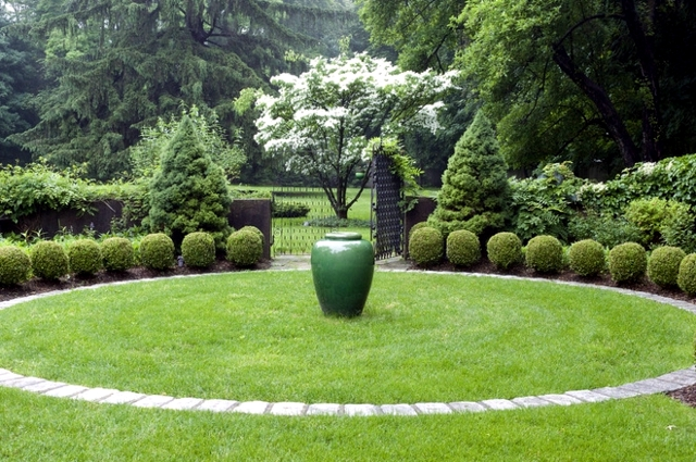 Cut 22 ideas for garden design spring-Buchsbaum