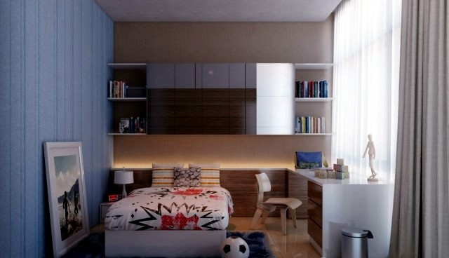 young people need a place they can call their own even if these areas are just a small room since a small room must accommodate many you can stay in - Small Room Tips