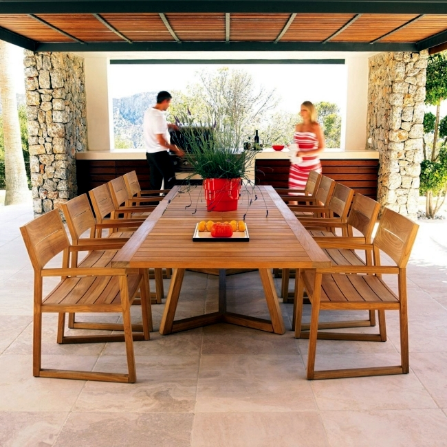 How To Keep Wooden Furniture Garden
