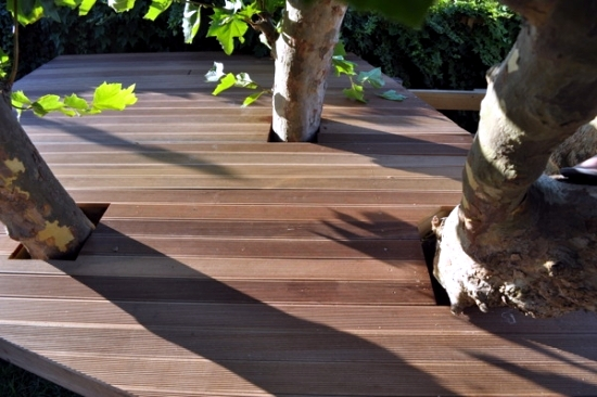 Bangkirai Wood Terrace 20 Great Ideas For Garden Design