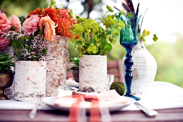 Spring Decorations On The Table 33 Ideas For Fun Floral Arrangements Interior Design Ideas Ofdesign