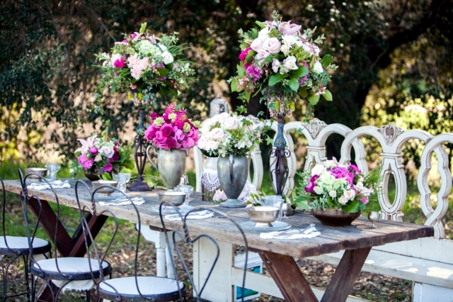 Spring Decorations On The Table 33 Ideas For Fun Floral
