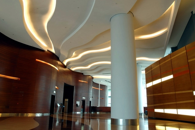 Indirect Ceiling Lighting Offers The Ultimate Comfort