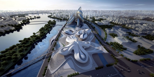 Zaha Hadid Architecture 10 Inspirational Messages For
