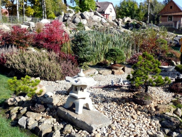 Japanese Garden Design important to know the construction of the
