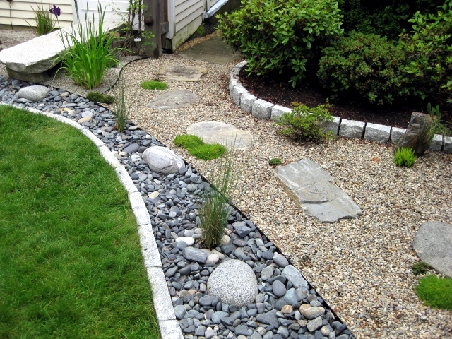 Japanese garden design important to know the for Dry garden designs
