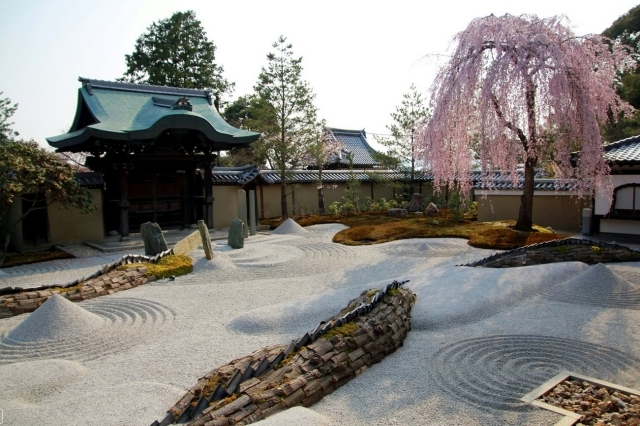 If you want to make a Japanese garden you need to decide