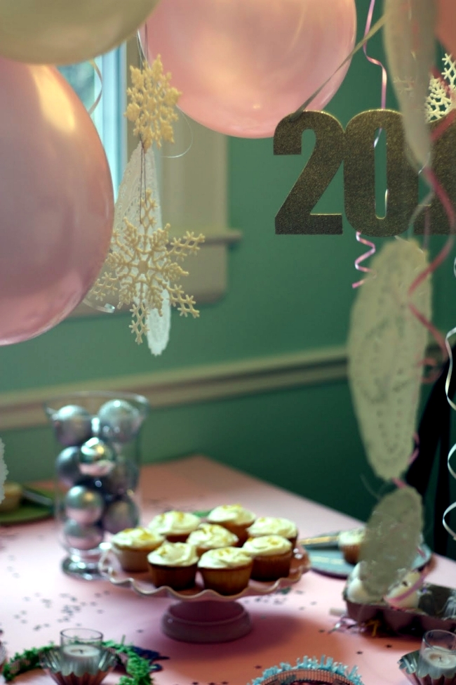 Decoration for New Year Party - Creative ideas for an unforgettable evening