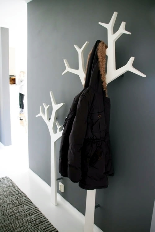 It combines great ideas for clothes rack relevance and Schick