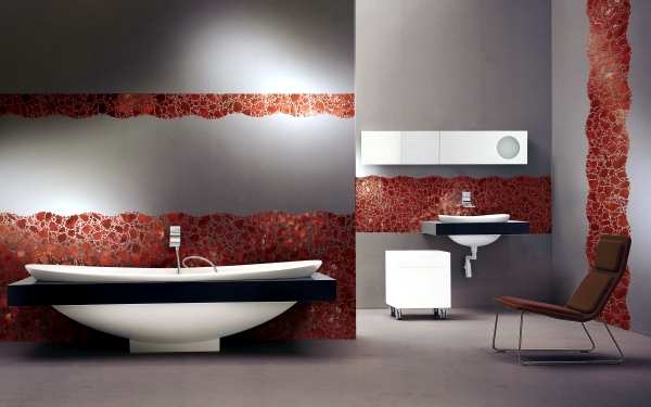 Vetrovivo mosaic tiles provide incredible variety of styles